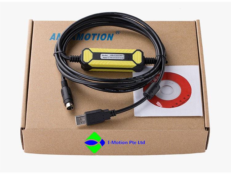 Cáp lập trình PLC Panasonic USB-AFC8513