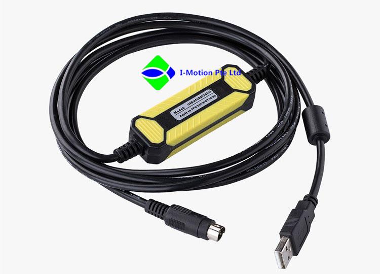 Cáp lập trình PLC USB-AFC8513